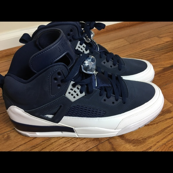 780e12dec49d17 Air Jordan Spizike. White Navy size 13 men s